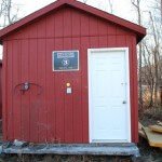Ice Fishing Skid House