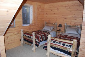 Black Bear's Lower Level Bedroom